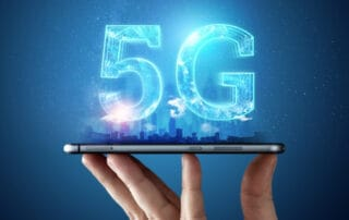 5G technology graphic
